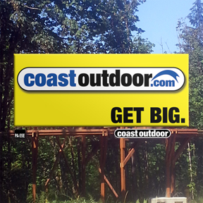 Port Alberni Billboard Location PA-55E