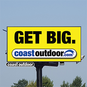 Nanaimo Digital Billboard Location X-045S